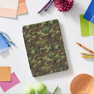 Protection iPad Air Motif de Camo de vert de mousse