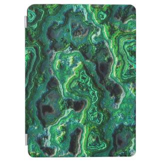 Protection iPad Air Motif de vert d'art abstrait