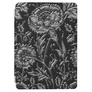 Protection iPad Air Motif floral coloré par argent