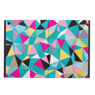 Protection iPad Air Motif géométrique rompu