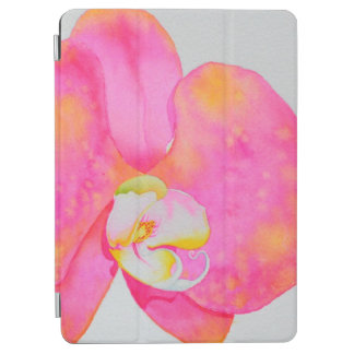 Protection iPad Air Orchidées roses