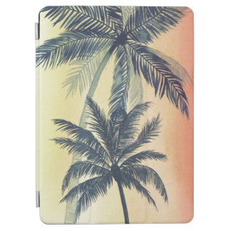 Protection iPad Air Palmettes tropicales