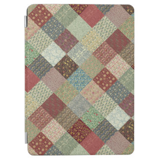 Protection iPad Air Patchwork vintage d'héritage