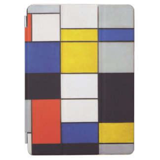 Protection iPad Air PIET MONDRIAAN - Compositon A 1923