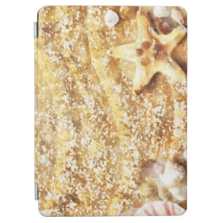 Protection iPad Air Plage, Sun et coquilles