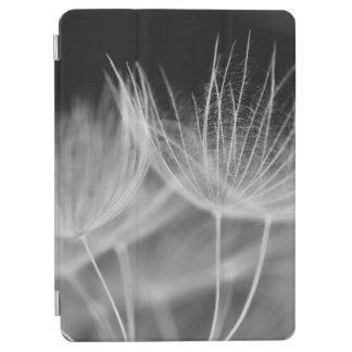Protection iPad Air Plan rapproché de pissenlit dans le blanc noir