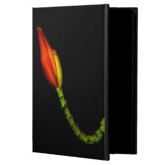 Protection iPad Air Plantes sur des iPads - banane rouge