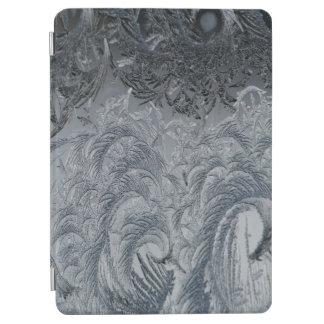Protection iPad Air Plumes abstraites de gris d'arrière - plan