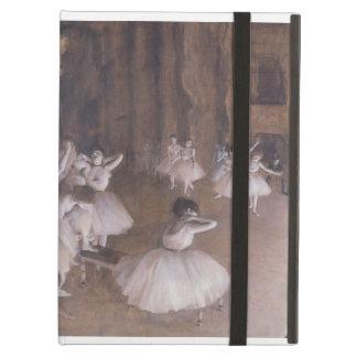 Protection iPad Air Répétition de ballet d'Edgar Degas | sur l'étape,
