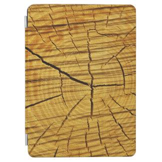 Protection iPad Air Sun de bois