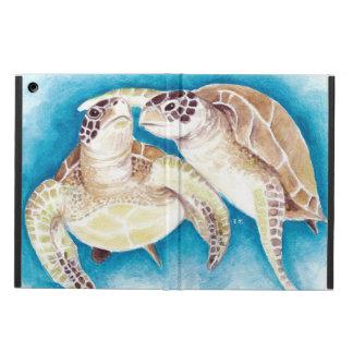 Protection iPad Air Tortues de mer