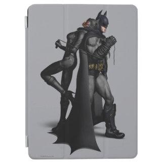 Protection iPad Air Ville | Batman de Batman Arkham et Catwoman