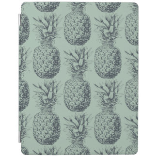 Protection iPad Ananas, conception de motif de fruit tropical
