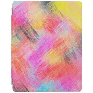 Protection iPad Arrière - plan abstrait #18 d'aquarelle