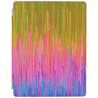 Protection iPad Arrière - plan abstrait #6 d'aquarelle