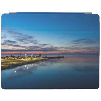 Protection iPad Aube de ville de Mackinaw
