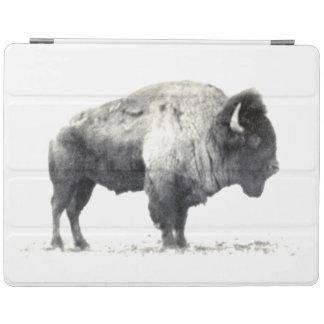 Protection iPad Bison américain