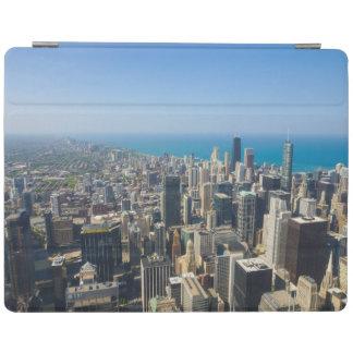 Protection iPad Chicago d'en haut