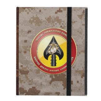 Protection iPad Commande d'opérations spéciales d'usmc (MARSOC)