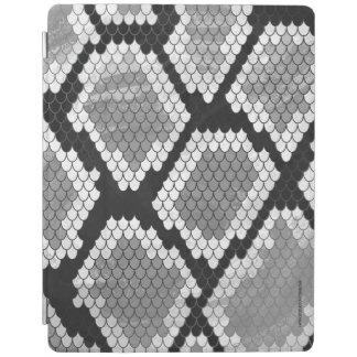 Protection iPad Copie grise et gris-clair de serpent