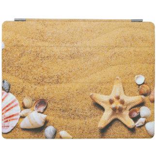 Protection iPad Coquilles sur la plage