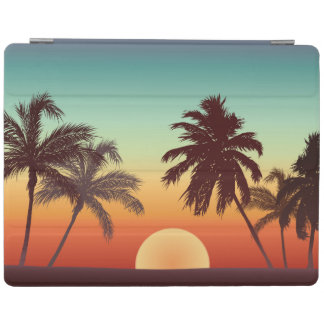 Protection iPad Coucher du soleil coloré de la Floride