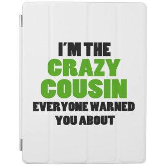 Protection iPad Cousin fou vous avez été avertis environ