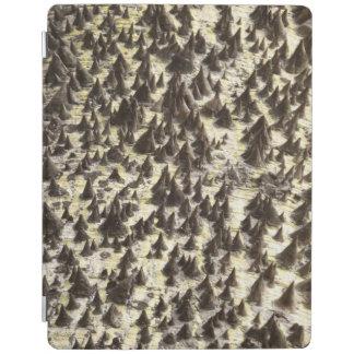 Protection iPad Couverture en soie d'iPad d'arbre de soie