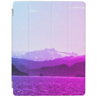 Protection iPad Couverture intelligente d'Ipad de montagnes