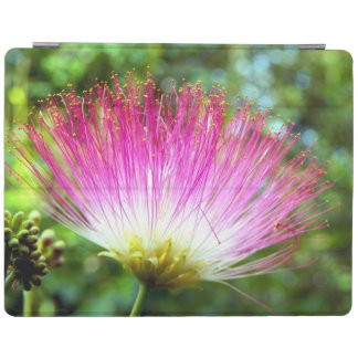 Protection iPad Couverture persane d'iPad de fleur d'arbre en soie