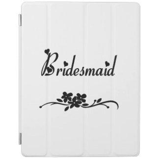 Protection iPad Demoiselle d'honneur classique