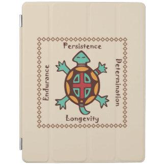Protection iPad Esprit animal de tortue