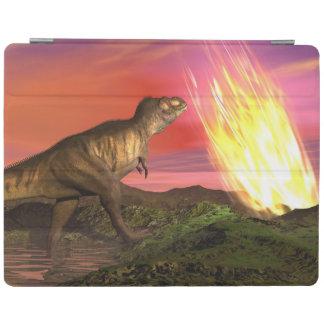 Protection iPad Extinction des dinosaures - 3D rendent