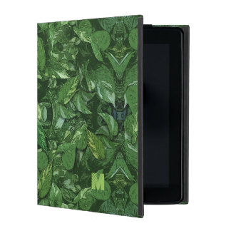 Protection iPad Feuille