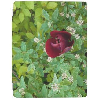 Protection iPad floraison printanière