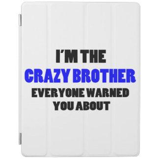 Protection iPad Frère fou vous avez été avertis environ