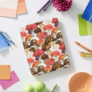 Protection iPad L'aquarelle répand motif mignon de chute