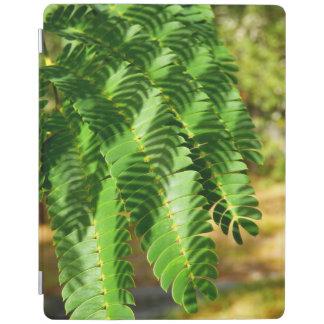 Protection iPad L'arbre en soie persan laisse la couverture d'iPad