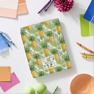 Protection iPad Les palmettes et les ananas tropicaux | ajoutent