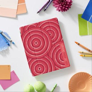 Protection iPad Ligne indigène couverture d'iPad de peinture