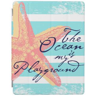 Protection iPad L'océan est mon terrain de jeu
