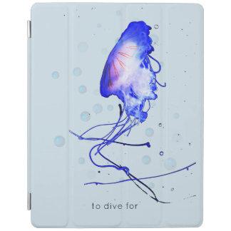 Protection iPad Méduses naviguantes au schnorchel de plongée à
