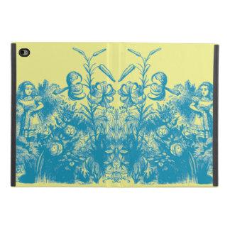 Protection iPad Mini 4 Alice vintage au pays des merveilles