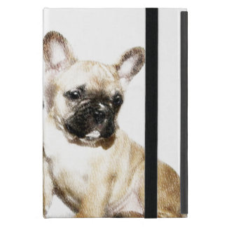 Protection iPad Mini Bouledogues français