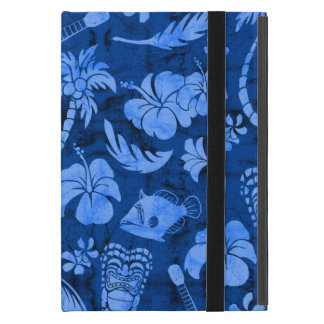 Protection iPad Mini Cas de batik de plage de Makapuu mini d'iPad