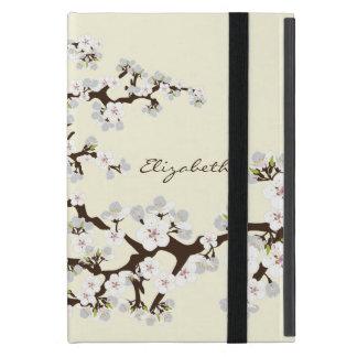 Protection iPad Mini Cas d'iPad de fleurs de cerisier mini avec