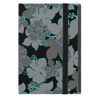 Protection iPad Mini Cas Powis d'iPad floral hawaïen d'iCase de Hanalei