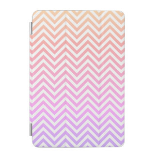Protection iPad Mini Couverture intelligente Girly d'iPad rose et blanc