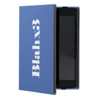 Protection iPad Mini Esprit, sagesse et sarcasme