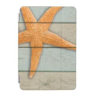 Protection iPad Mini Étoiles de mer oranges